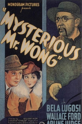 The Mysterious Mr. Wong( 1934 )