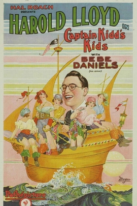 Captain Kidd's Kids( 1919 )