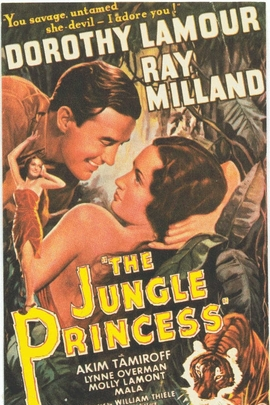 The Jungle Princess( 1936 )