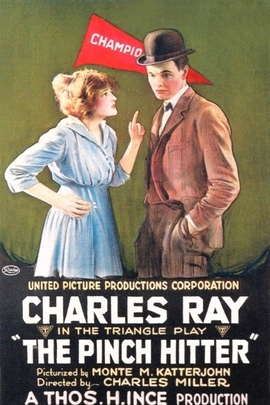 The Pinch Hitter( 1917 )