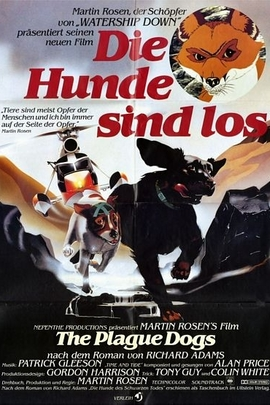 The Plague Dogs( 1982 )