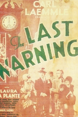 The Last Warning( 1929 )
