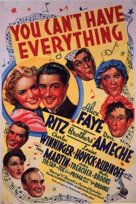 You Can't Have Everything( 1937 )