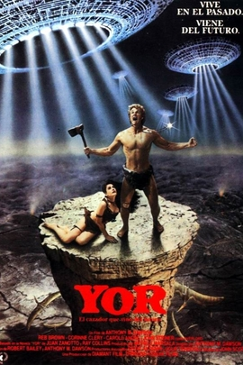 Yor, the Hunter from the Future( 1983 )