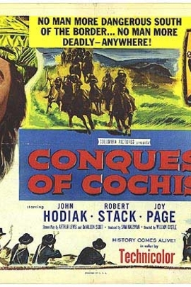 Conquest of Cochise( 1953 )