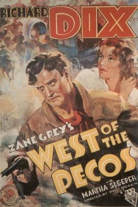 West of the Pecos( 1934 )
