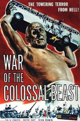 War of the Colossal Beast( 1958 )