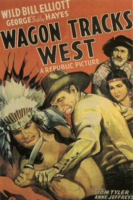 Wagon Tracks West( 1943 )