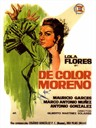 De color moreno