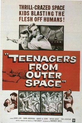 Teenagers from Outer Space( 1959 )
