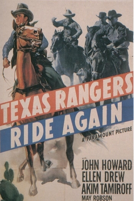 The Texas Rangers Ride Again( 1940 )
