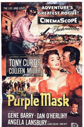 The Purple Mask( 1955 )