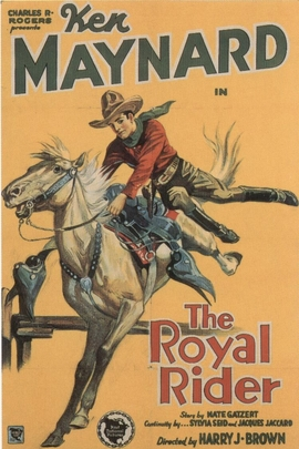The Royal Rider( 1929 )