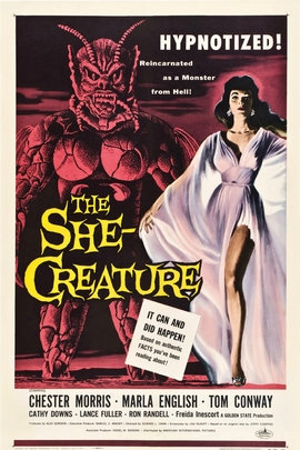 The She-Creature( 1956 )