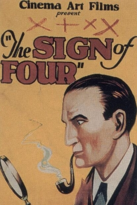 The Sign of the Four( 1923 )
