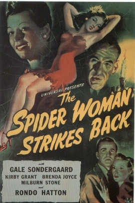 The Spider Woman Strikes Back( 1946 )