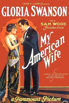 My American Wife( 1922 )