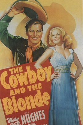 The Cowboy and the Blonde( 1941 )