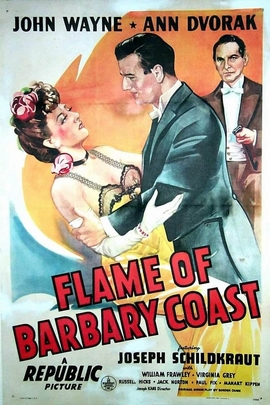Flame of Barbary Coast( 1945 )