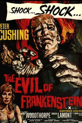 The Evil of Frankenstein( 1964 )