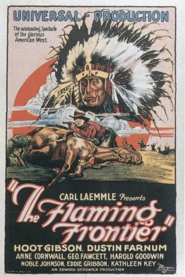 The Flaming Frontier( 1926 )