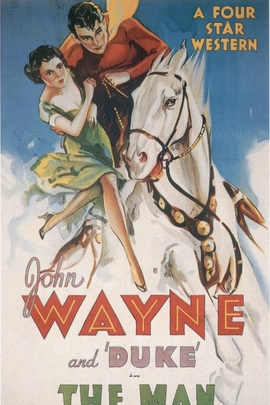 The Man From Monterey( 1933 )