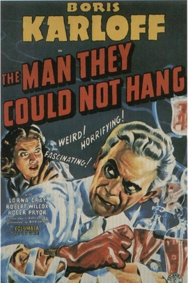 The Man They Could Not Hang( 1939 )