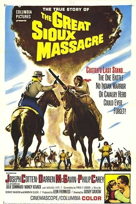 The Great Sioux Massacre( 1965 )