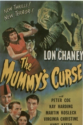 The Mummy's Curse( 1944 )