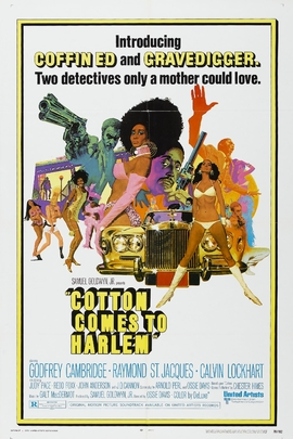 Cotton Comes to Harlem( 1970 )