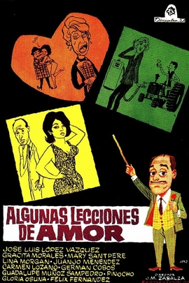 Algunas lecciones de amor( 1966 )