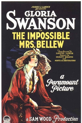 The Impossible Mrs. Bellew( 1922 )