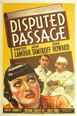Disputed Passage( 1939 )