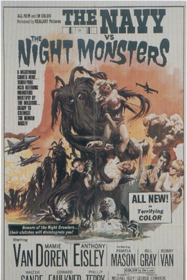 The Navy vs. the Night Monsters( 1966 )