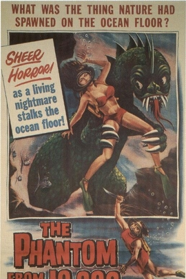 The Phantom from 10,000 Leagues( 1956 )