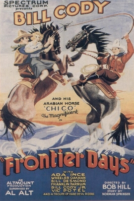 Frontier Days( 1934 )