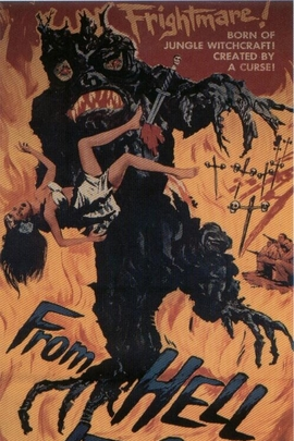 From Hell It Came( 1957 )