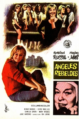 The Trouble with Angels( 1966 )
