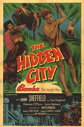 Bomba and the Hidden City( 1950 )