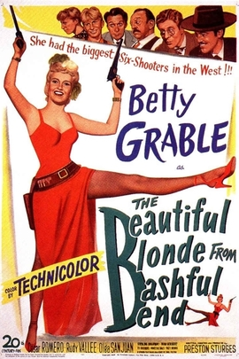 The Beautiful Blonde from Bashful Bend( 1949 )