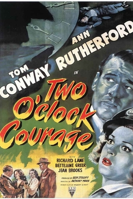 Two O'Clock Courage( 1945 )