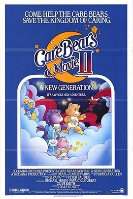 Care Bears Movie II: A New Generation( 1986 )