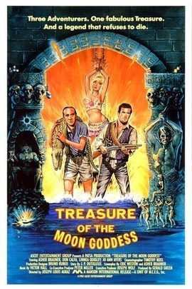 Treasure of the Moon Goddess( 1987 )