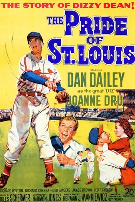 The Pride of St. Louis( 1952 )