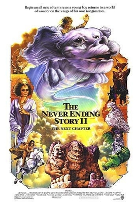 The NeverEnding Story II: The Next Chapter( 1990 )