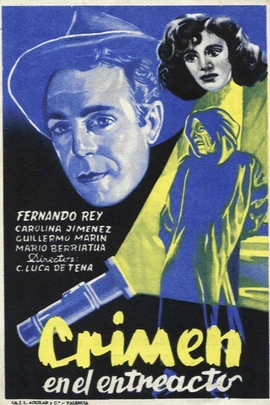 Crimen en el entreacto( 1950 )