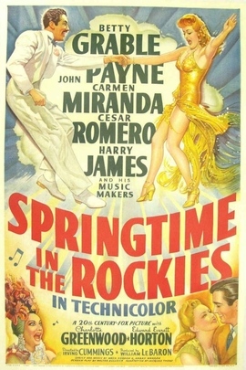 Springtime in the Rockies( 1942 )