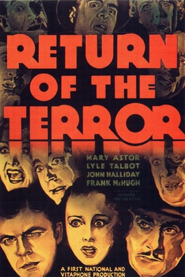 Return of the Terror( 1934 )