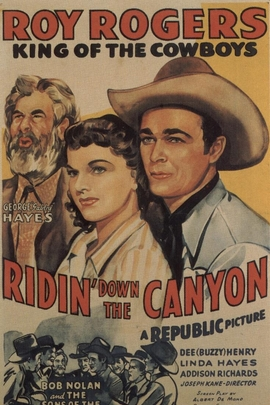 Ridin' Down the Canyon( 1942 )