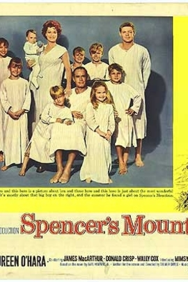 Spencer's Mountain( 1963 )
